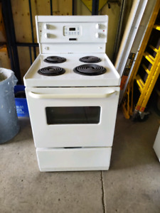 Apartment Sized Stove 24 Inch