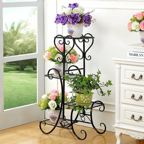 Blumenregal Blumentreppe Pflanzentreppe Blumenständer Gratenregal Blume Regal GF