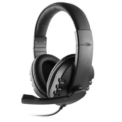 3.5 mm LED Gaming Headset Mic Stereo Surround Kopfhörer für PS4-/Xbox PC Xboxone