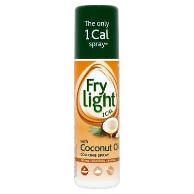 Frylight Sonnenblumen & Kokosöl Kochspray 190Ml