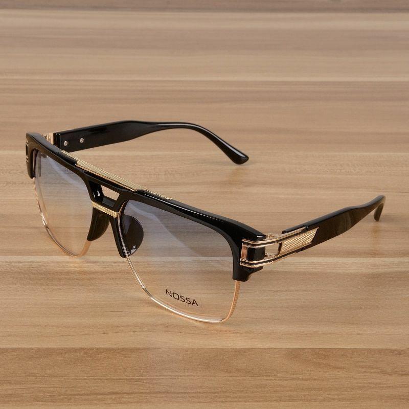 Women Men Optical Eye Glasses Frames Fashion Goggles Style Eyes