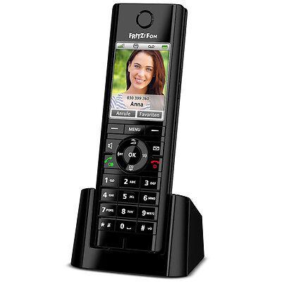 AVM FRITZ!Fon C5 DECT-Schnurlostelefon für Internet und Festnetz