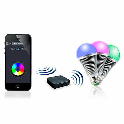 Wi Fi Lampe: WiFi-Beleuchtungs-System