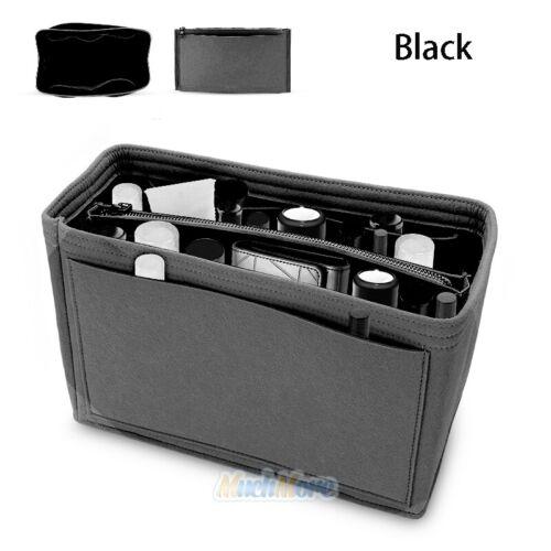 Felt Purse Handbag Organizer Insert - Multi pocket Storage Tote Shaper Liner Bag 1