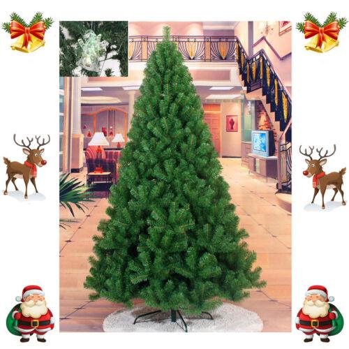 Christbaum 210cm Grün Dekobaum Künstlicher Weihnachtsbaum Kunstbaum Tannenbaum