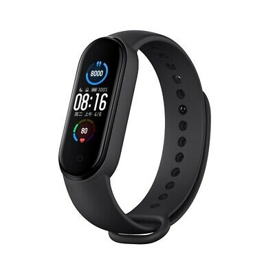 "Xiaomi Mi Band 5 Armband 1.1"" Screen Fitness Tracker Intelligent Global Version"