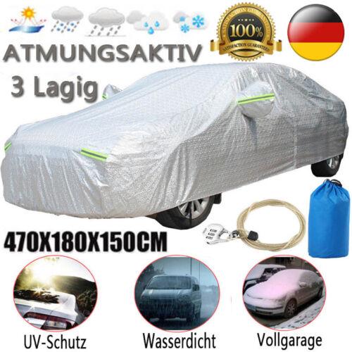 Auto Ganzgarage Vollgarage Autoabdeckung Autogarage Garage 3 Lagig Autoplane DF