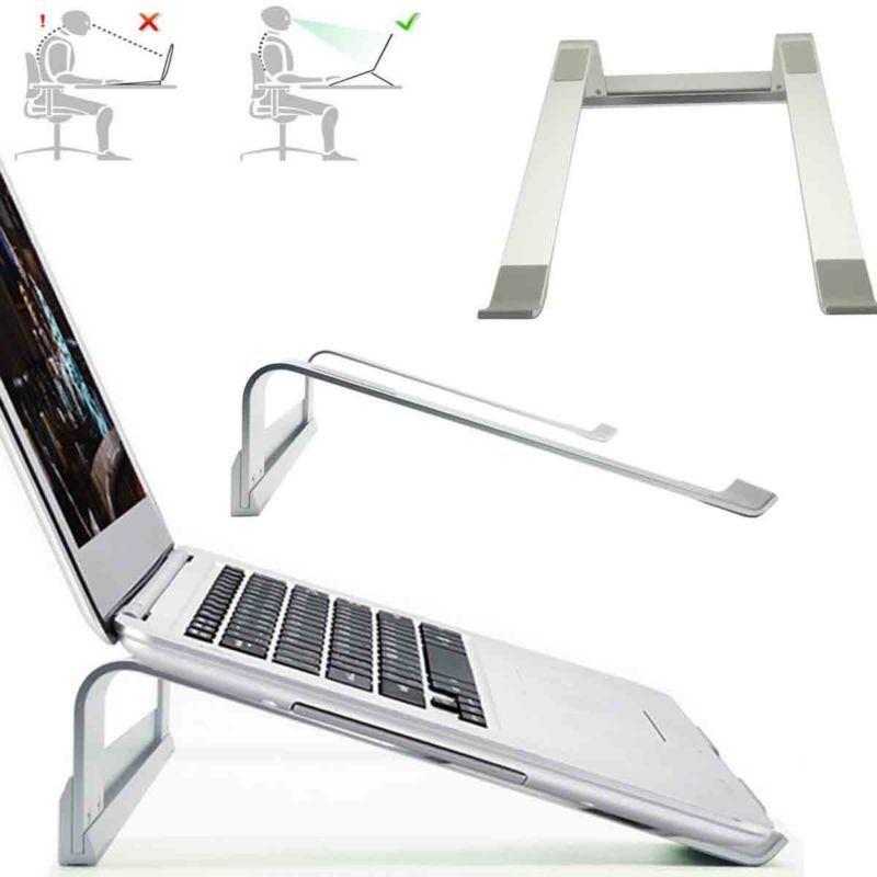 Notebook Ständer-MacBook Pro 13 (2017)-Aluminium Laptop Halter-Ergonomischer