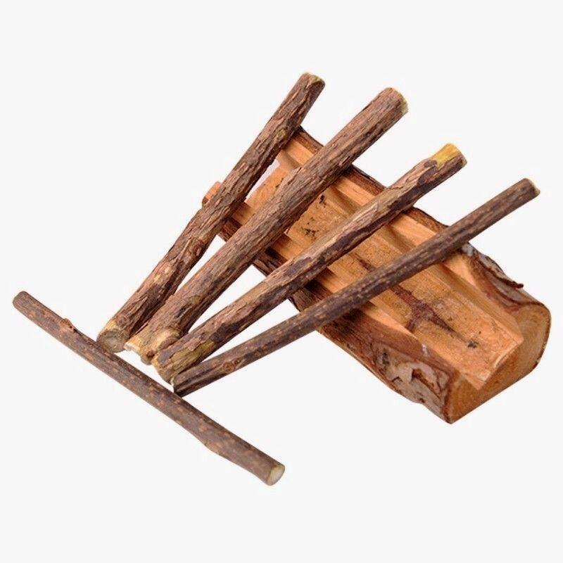 Original!! Matatabi Sticks Kauhölzer - Katzenminze Catnip Baldrian 2er oder 5er