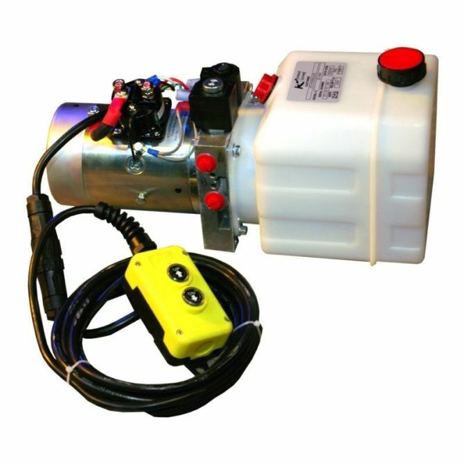 12 volt hydraulic pumps for sale  ebay