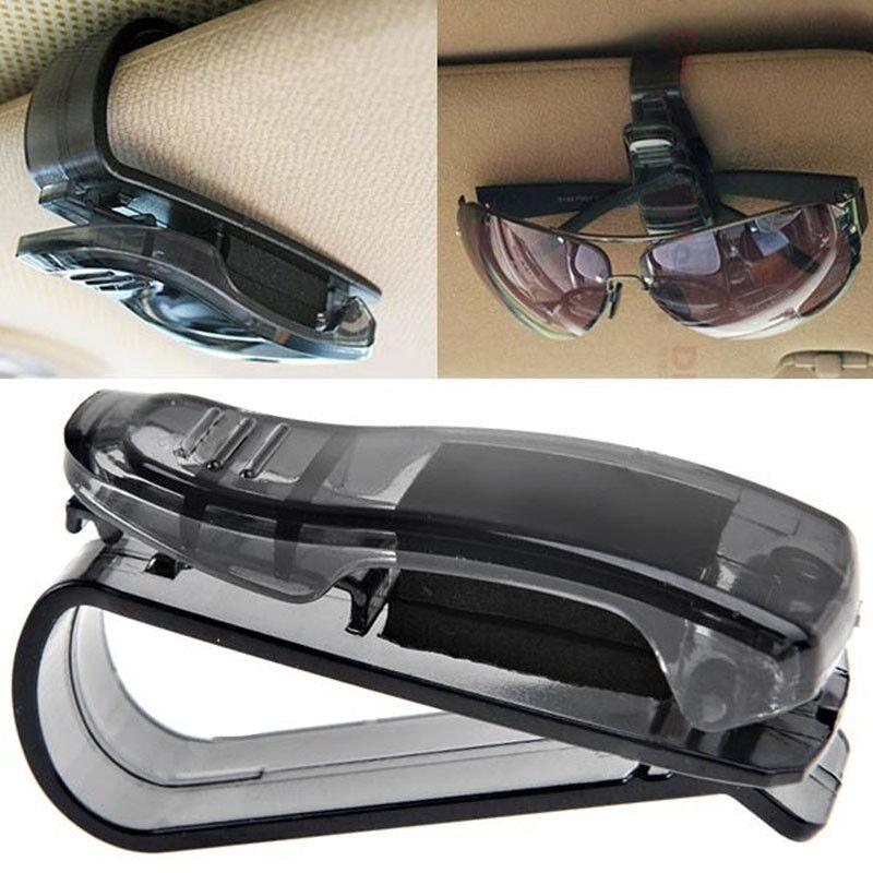 KFZ Clip Sonnenbrillen Brillenhalter Brillenhalterung Kartehalter Glasses Holder