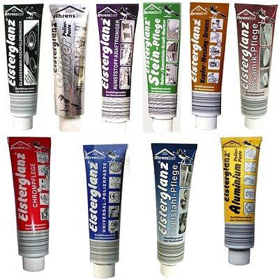 Elsterglanz ORIGINAL 10 Sorten wählbar 150 ml Polierpaste ANGEBOT 1,99€/100ml
