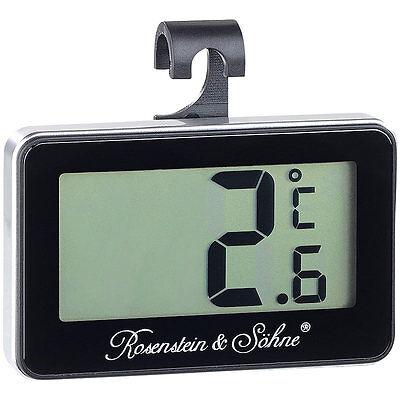 Autothermometer: Digitales Gefrier- & Kühlschrankthermometer