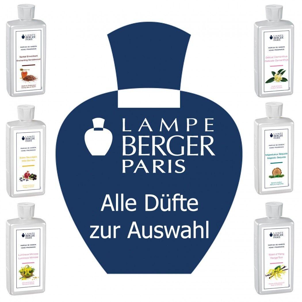 (36,11€/1l) Paris Lampe Berger Duft in 180ml, 500 ml & 1000 ml versch. Raumdüfte