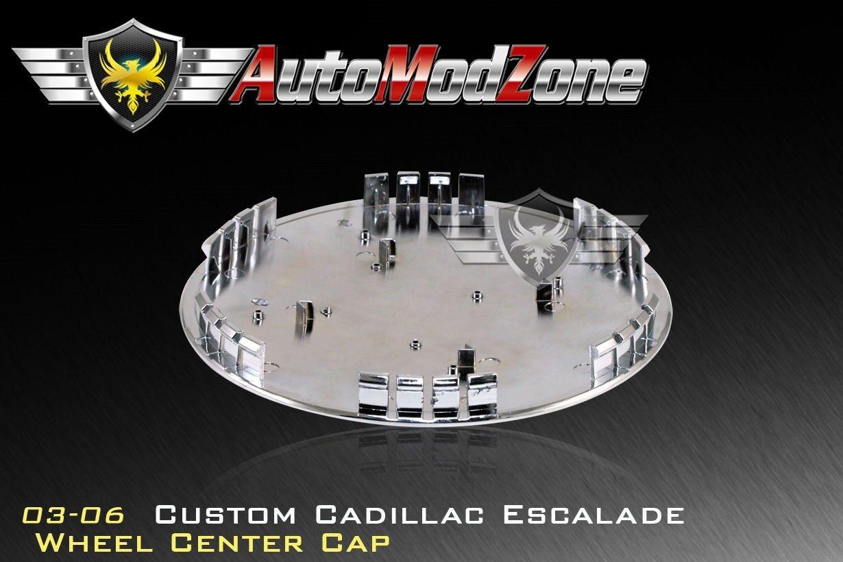 2005 Cadillac Escalade Wheel Caps