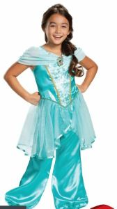 Disney Princess - Jasmine Classic Child Costume - Aladdin