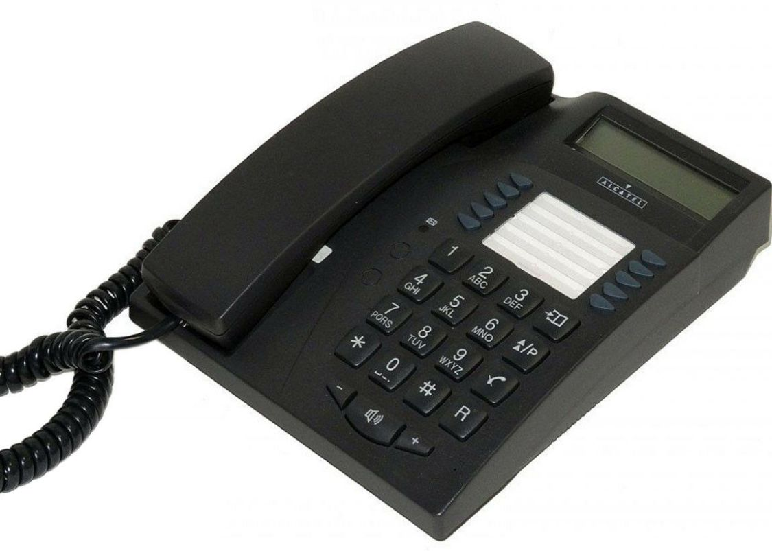 Alcatel Atlinks 2332 3BQ 12912 schnurgebunden analog Telefon