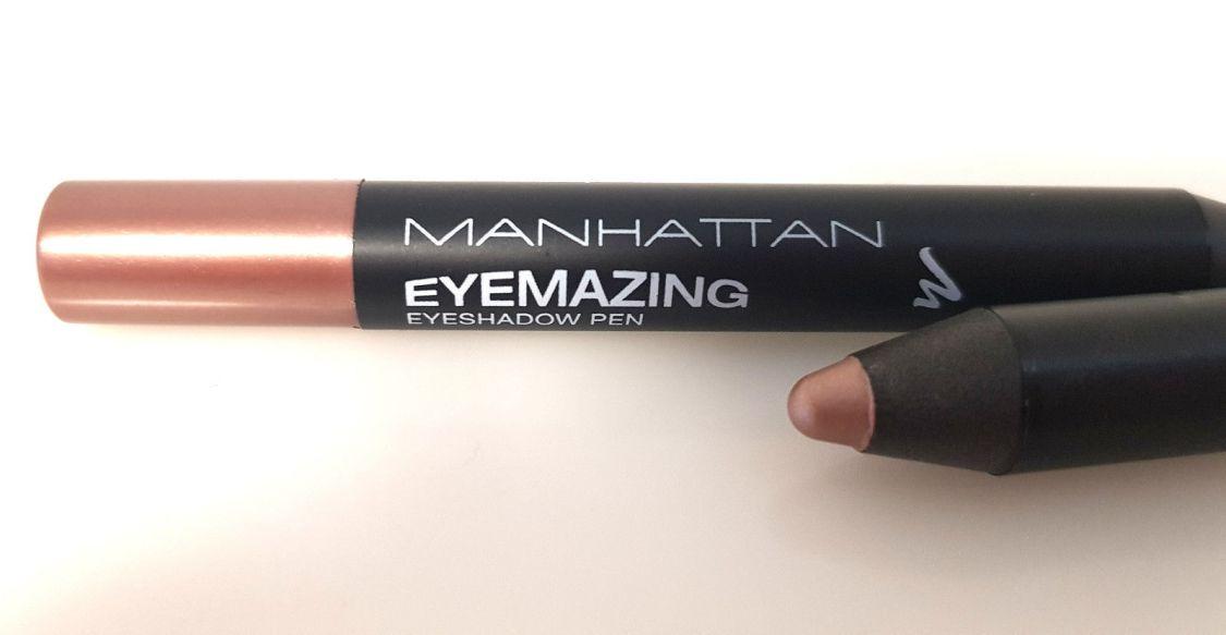 Manhattan Lidschatten Eyeshadow Pen cremige Stift Eyeliner 30 Kupfer  Neu