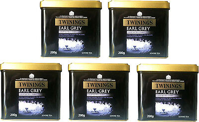 5x200g Twinings Earl Grey  Tee