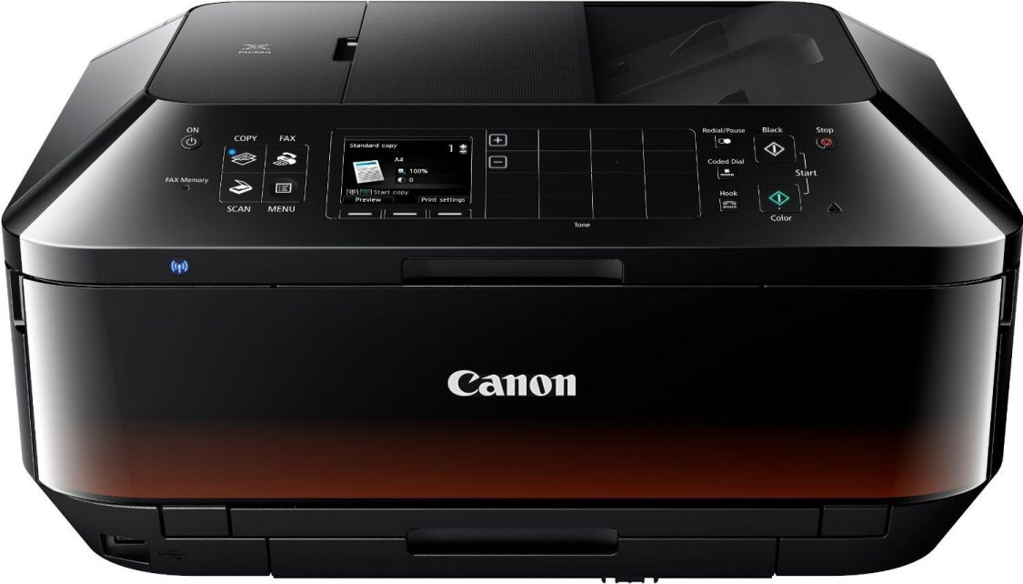 Canon PIXMA MX925 Drucker Tintenstrahl Multifunktionsgerät Scanner Fax