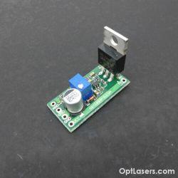 Laser-diode-driver-0-5A-100kHz-ANALOG-TTL-405nm-445nm-635nm-650nm-808nm-3-3-12V