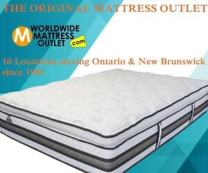 Whole Prices Brand New Canadian Made Mattresses In London Starting 69 99