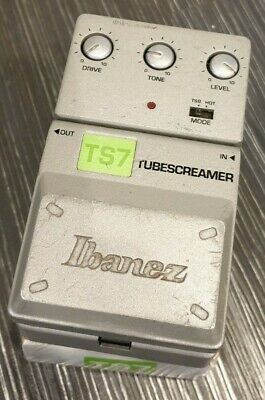 Ibanez TS7 Tube Screamer Overdrive Pedal