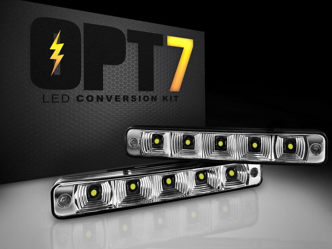 Opt7 Advanced Glow Led Fog Lights