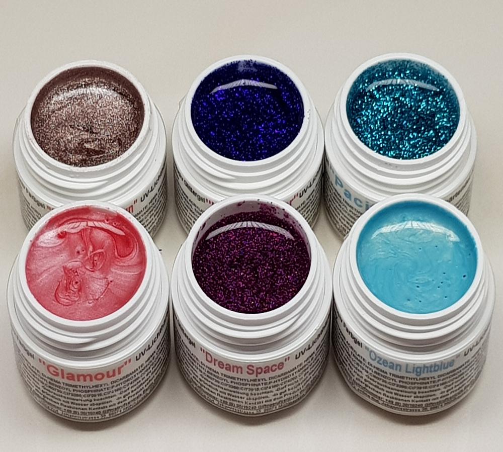 WOW! Angebot 5 ml UV Exclusiv Farbgel Edition!NEW!