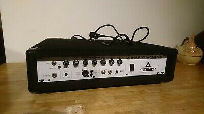 Vintage PEAVEY SESSION BASS Amplification 600 Watts - Guitar Amp - USA