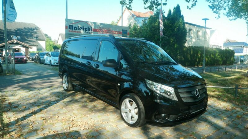 Mercedes-Benz Vito 114 CDI Mixto BlueTec Extralang*LED*Klima*