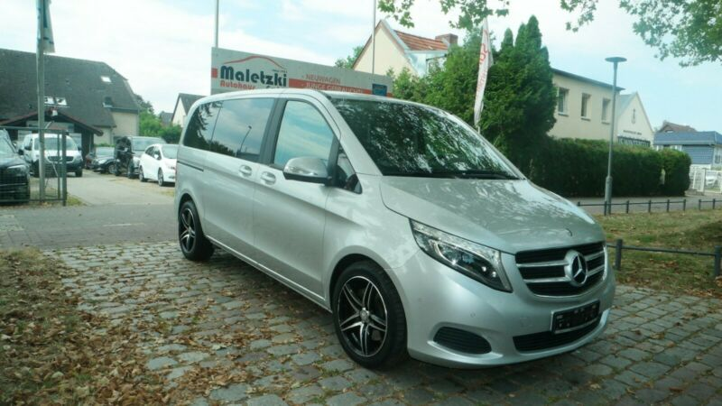 Mercedes-Benz V 250 CDI BlueTec Kompakt Edition*LED*Totwinkel*