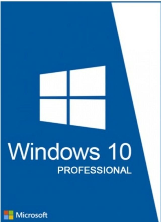 WINDOWS 10 PRO 32 / 64BIT PROFESSIONAL EDITION LICENSE KEY ORIGINAL OEM