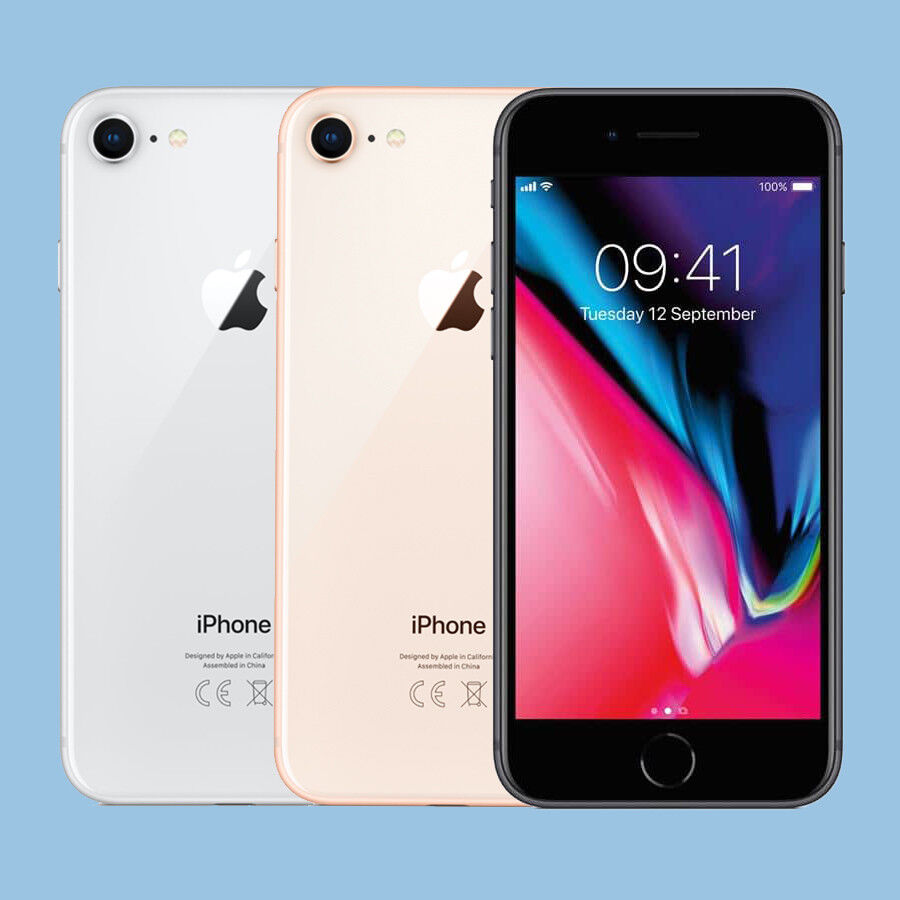 iPhone 8 64gb Spacegrau Grau Silber Gold Apple Smartphone TOPANGEBOT!