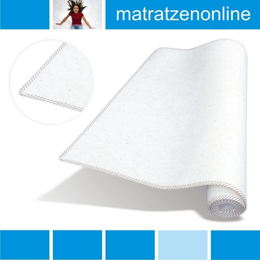 Matratzenschoner Matratzenunterlage Lattenrostauflage Schutz für ihre Matratze