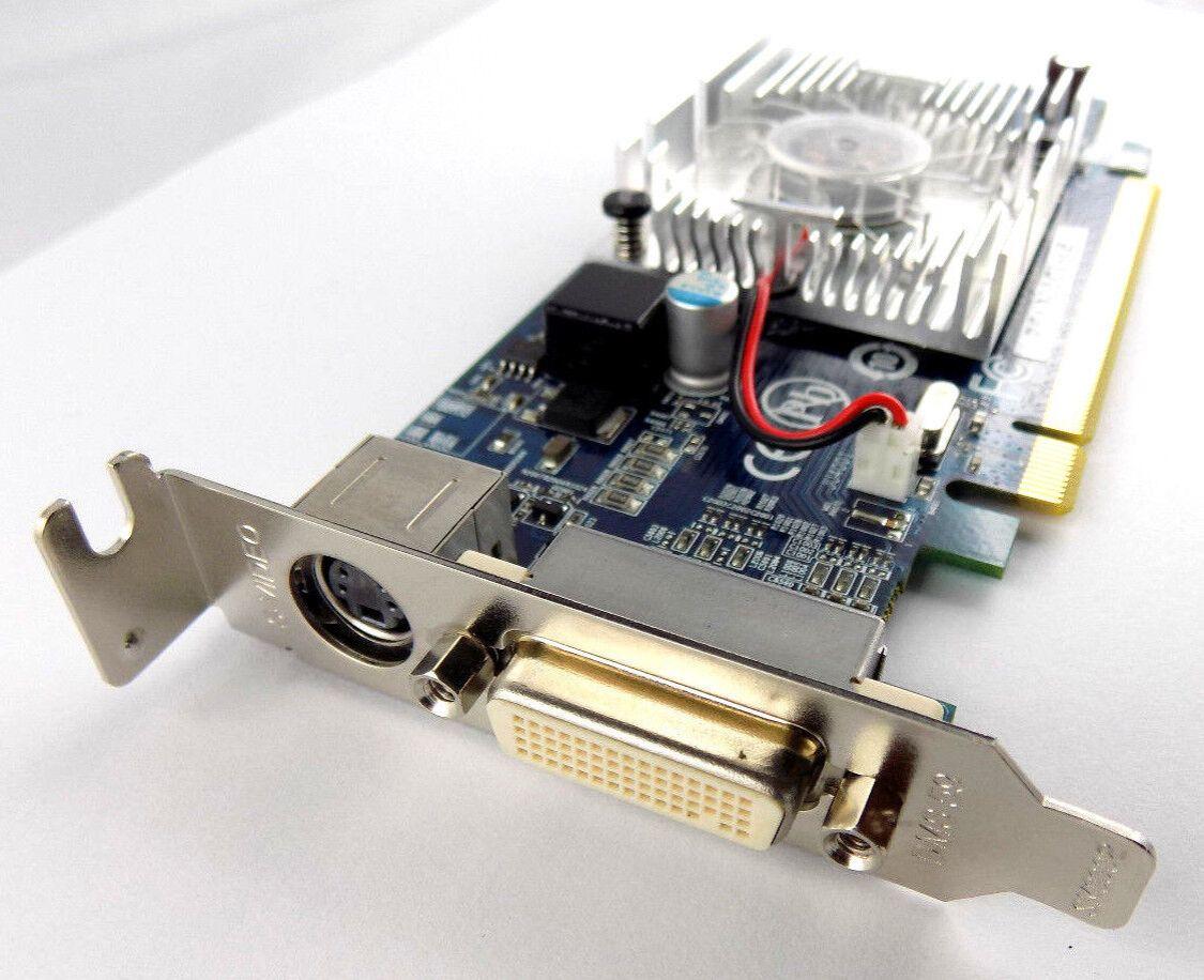 ATI Radeon Grafik -/ Videokarte Lenovo RV610 128MB PCIE S-VID/DVI, FRU: 64Y3999