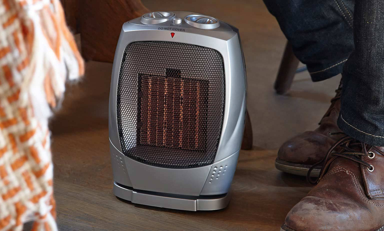 Up to 60% Off Heaters