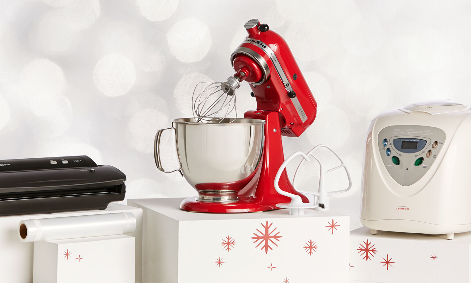 Kitchen Electrics Up to 60% Off