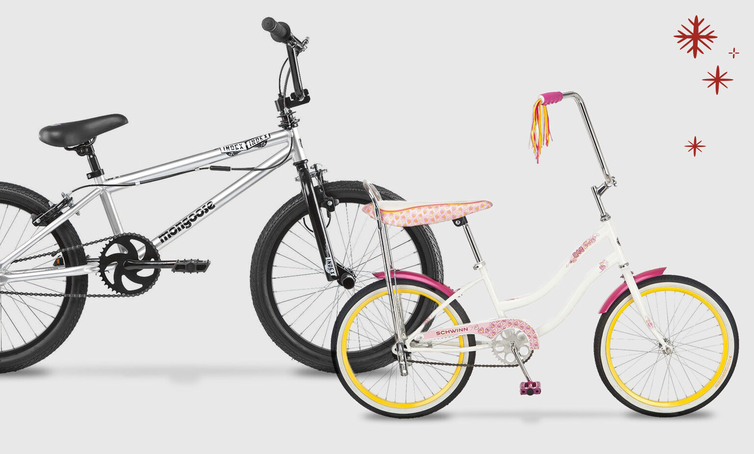 Bikes for All Up To 40% Off