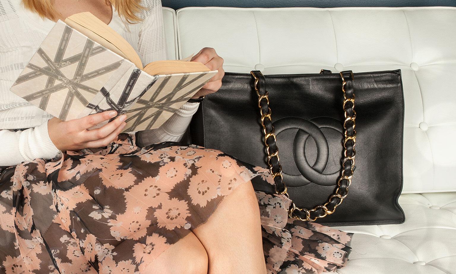 Louis Vuitton & Chanel