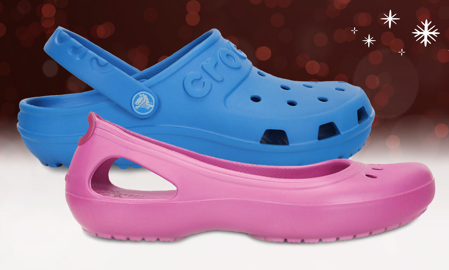 Up to 60% off Crocs Doorbusters