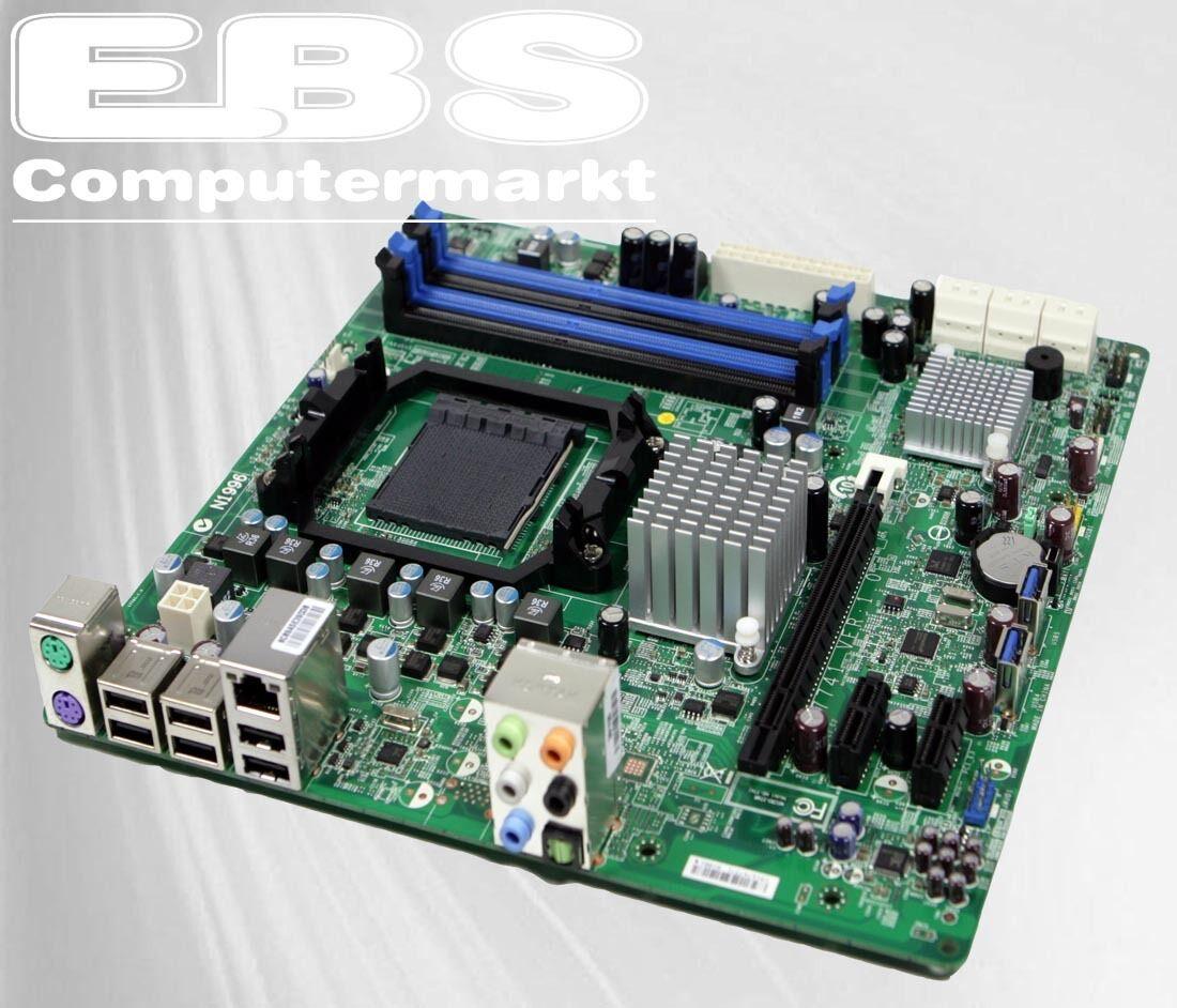 Medion Micro-ATX AMD Mainboard MSI MS7741 AM3 AM3+ FX4 FX6 FX8 DDR3  Neu