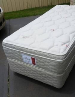Single Bed Mattress And Base