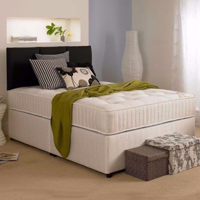Est Price Guaranteed Brand New Double And King Sizes Divan Base Memory Foam Mattress In Edmonton London Gumtree