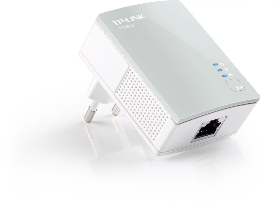 TP-Link Nano Powerline Adapter 500Mbps Netzwerkadapter R6/F20 TL-PA4010 DLAN