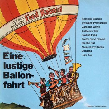 Orchester Fred Rabold ‎– Eine lustige Ballonfahrt FR 2300 RARE LIBRARY SOUL LP