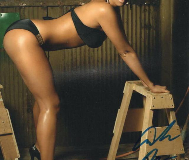 Amber Rose Autographs For Sale By Racc Trusted Sellers Real