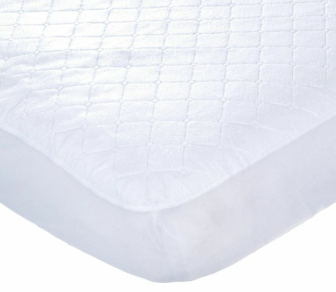 The Carter S Keep Me Dry Waterproof Ed Quilted Crib Pad Is Completely Exterior 100 Percent Polyester And To Babies