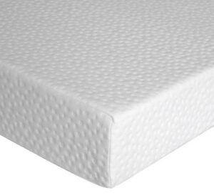 Image Is Loading Double Bed Size 4ft6 Memory Foam Mattress Free