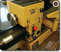 "Details about NEW POWERMATIC WOOD LATHE 3520B WITH 18"" BED EXTENSION"